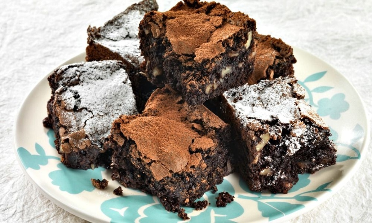 recipe image Schokoladen-Brownies