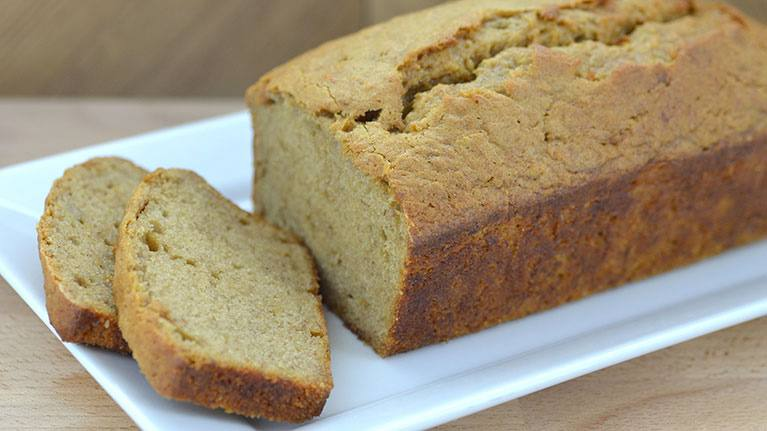 recipe image Dairy Free Banana Bread
