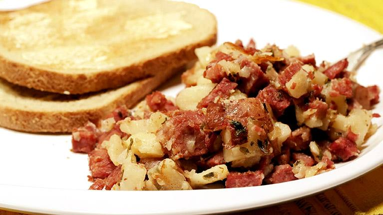 recipe image Corned Beef Hash