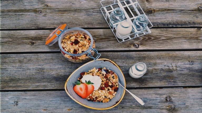 recipe image Almond Granola