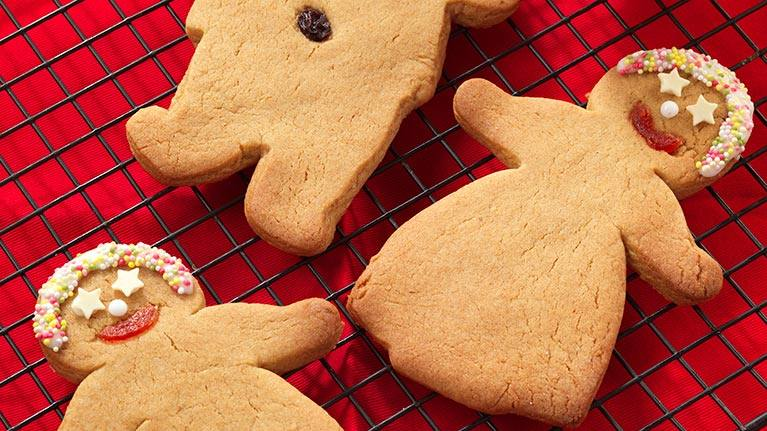 recipe image Gingerbread Biscuits