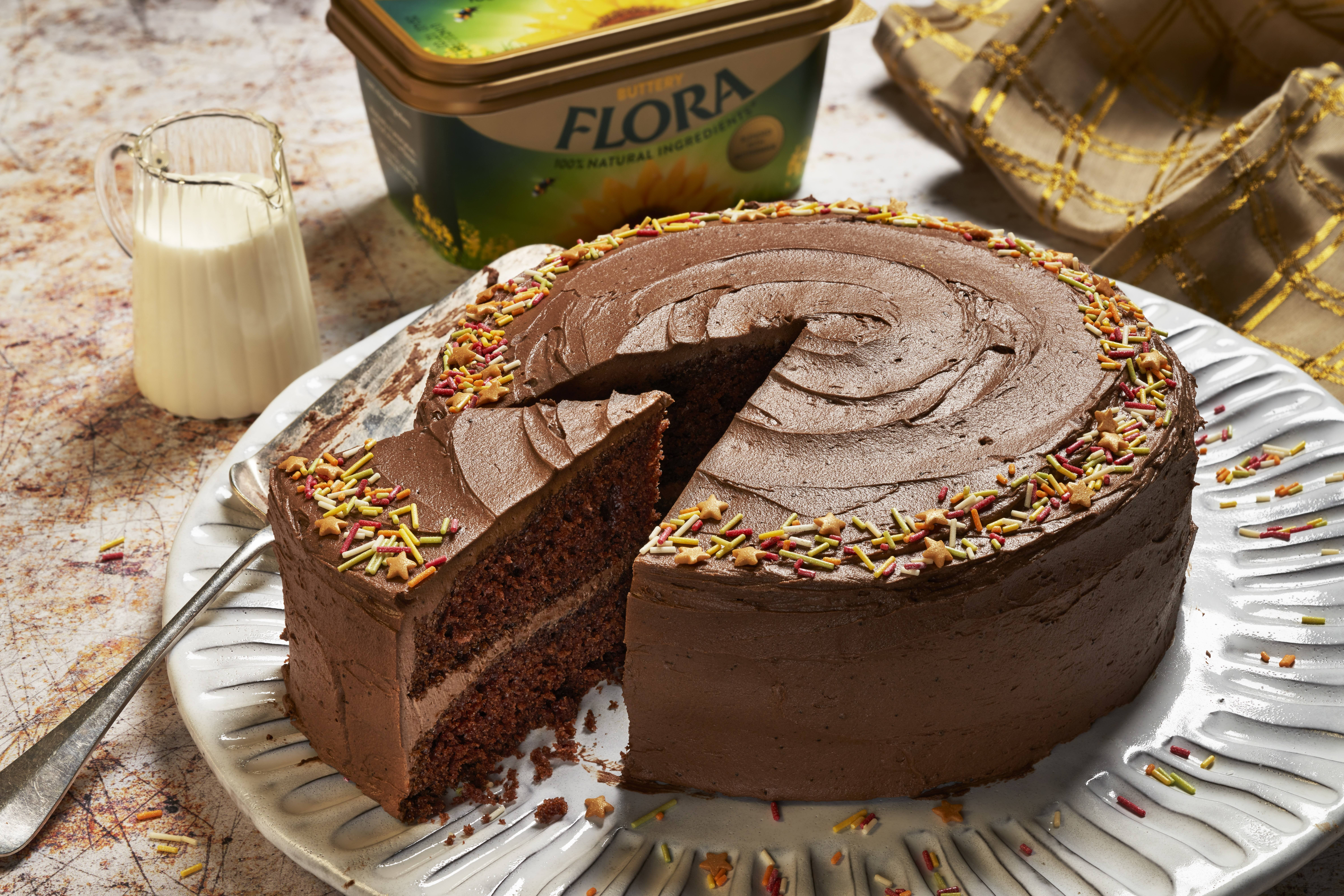 recipe image Ultimate Chocolate Fudge Cake