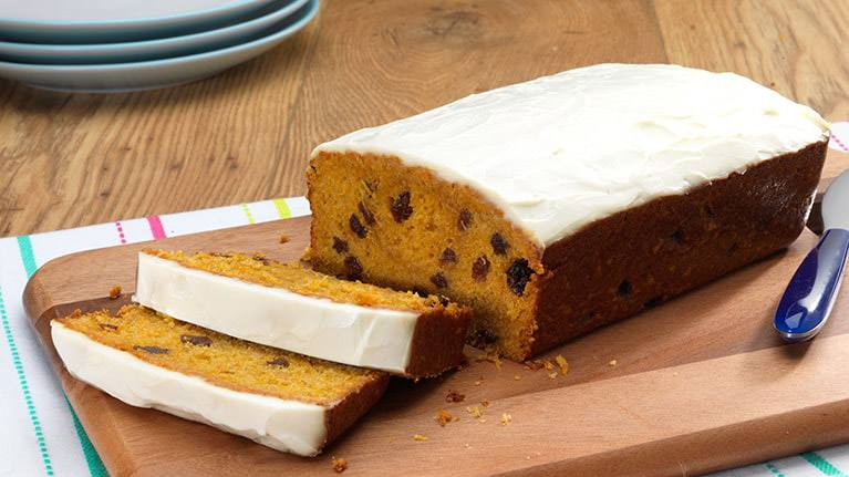recipe image Vegan Carrot Cake